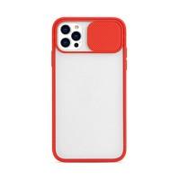 Husa Goospery Camera Slide Apple iPhone 12 Pro [Red]