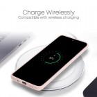 Husa Goospery Liquid Silicone Samsung Galaxy S20 [Pink-Sand]