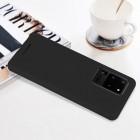 Husa Goospery Mercury Soft Feeling Samsung Galaxy S20 Ultra [Black]