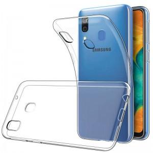 Чехол Goospery Super Protect Samsung Galaxy A20e [Transparent]