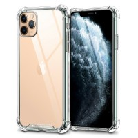 Чехол Goospery Super Protect Apple iPhone 11 Pro Max [Transparent]