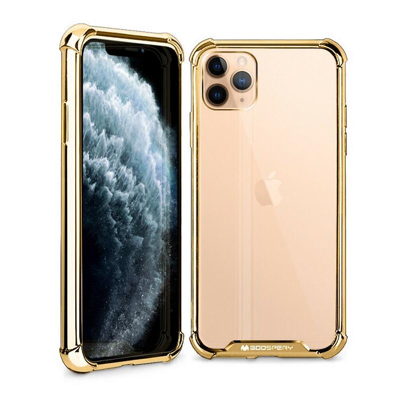 Husa Goospery Mercury Wonder Protect Apple iPhone 11 Pro Max [Gold]