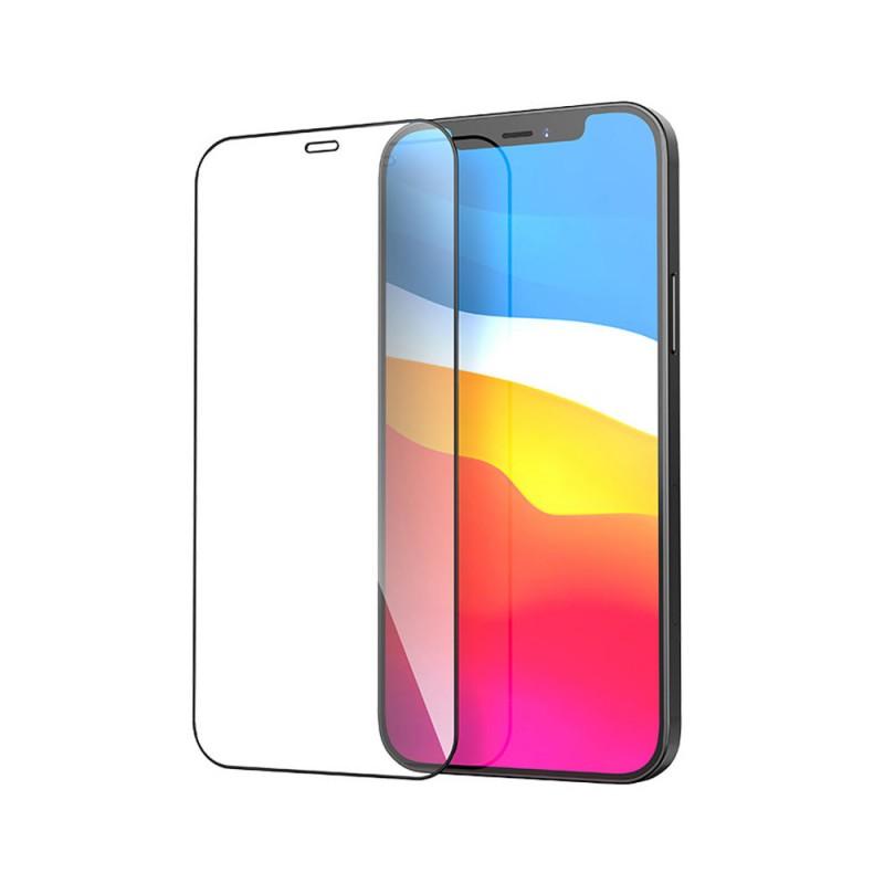 Sticla protectoare Hoco Nano A12 (3D) Apple iPhone 12 mini [Black]