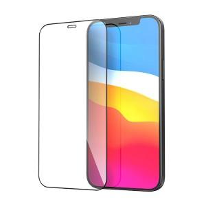 Защитное стекло Hoco Nano A12 (3D) Apple iPhone 12 Pro [Black]
