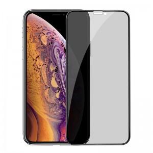 Защитное стекло Hoco A13 Anti-Spy (3D) Apple iPhone 11 Pro Max [Black]