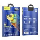 Sticla protectoare Hoco A21 Anti-Spy (3D) Apple iPhone 12 Pro [Black]