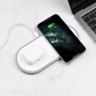 Casti wireless Hoco ES48 Airpods Pro [White]