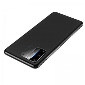 Защитное стекло для камеры Hoco V11 Samsung Galaxy S20 Plus [Clear]