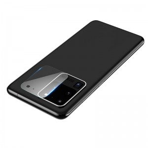 Защитное стекло для камеры Hoco V11 Samsung Galaxy S20 Ultra [Clear]