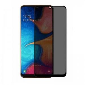 Sticla protectoare Screen Geeks Samsung Galaxy A30/A50 Anti-Spy All Glue [Black]