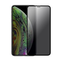 Защитное стекло Screen Geeks Apple iPhone 11 Pro Anti-Spy All Glue [Black]