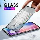 Sticla protectoare Screen Geeks Xiaomi Redmi Note 8 Anti-Spy All Glue [Black]