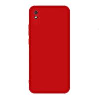 Husa Screen Geeks Soft Touch Xiaomi Redmi 9A [Red]