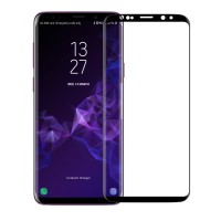 Sticla protectoare Screen Geeks Ceramic Glass Samsung Galaxy S9 Plus [Black]
