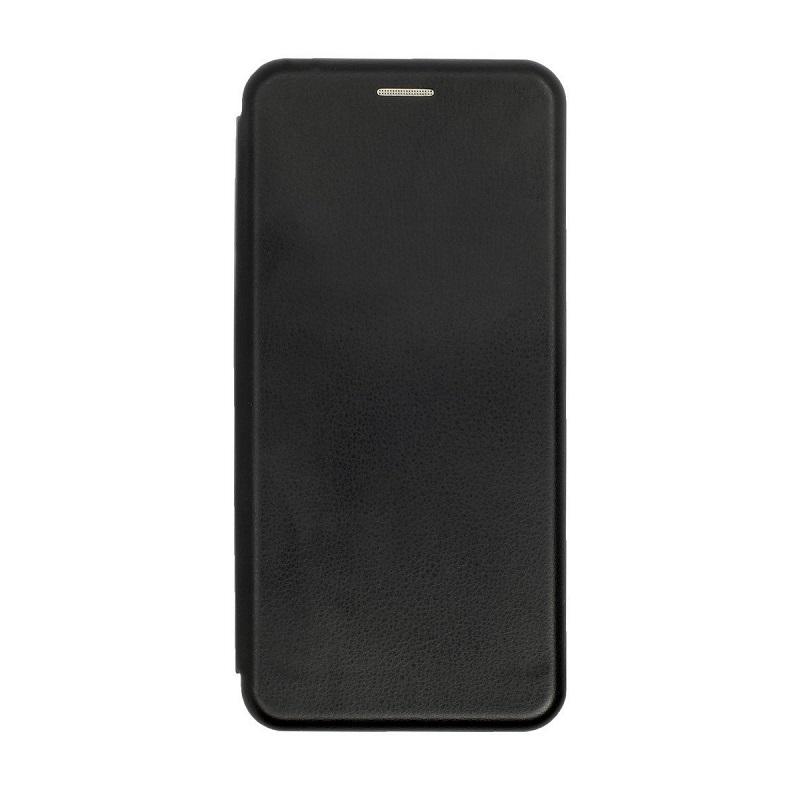 Husa Screen Geeks Flip Xiaomi Redmi Note 9S [Black]