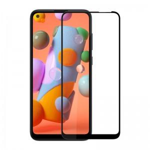 Защитное стекло Samsung Galaxy A11 Screen Geeks 4D [Black]