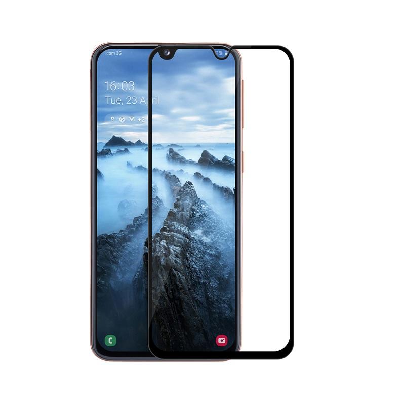 Sticla protectoare Samsung Galaxy A40 Screen Geeks 4D [Black]