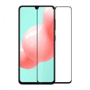Защитное стекло Samsung Galaxy A41 Screen Geeks 4D [Black]