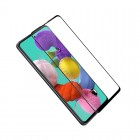 Sticla protectoare Samsung Galaxy A51 Screen Geeks Full All Glue [Black]