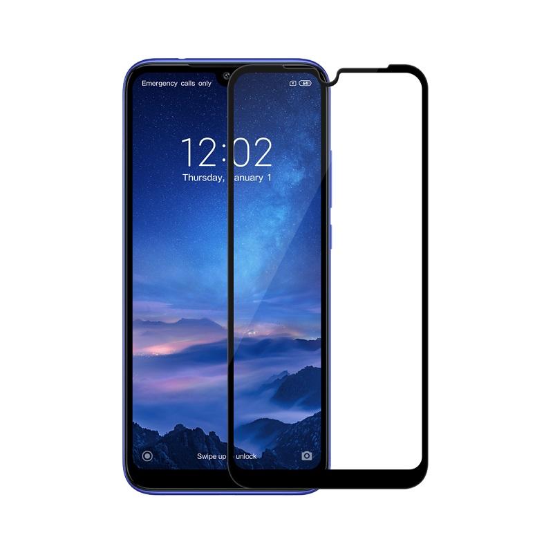 Sticla protectoare Xiaomi Redmi 7 Screen Geeks 4D [Black]