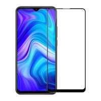 Sticla protectoare Xiaomi Redmi 9 Screen Geeks Full All Glue [Black]