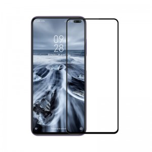 Sticla protectoare Xiaomi Redmi K30 Screen Geeks 4D [Black]