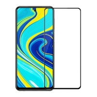 Sticla protectoare Xiaomi Redmi Note 9S Screen Geeks Full All Glue [Black]