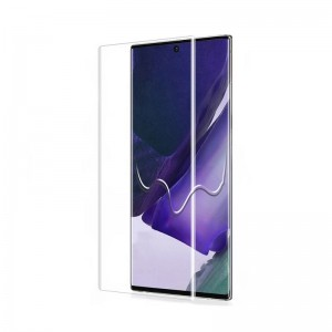 Защитное стекло Screen Geeks UV Glass Samsung Galaxy Note 20 [Clear]