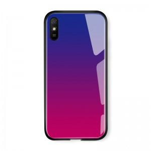 Husa Screen Geeks Glaze Xiaomi Redmi 9A [Blue-Pink]