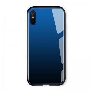 Husa Screen Geeks Glaze Xiaomi Redmi 9A [Blue-Black]
