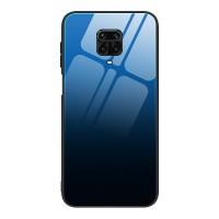 Husa Screen Geeks Glaze Xiaomi Redmi Note 9S [Blue-Black]
