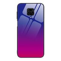 Husa Screen Geeks Glaze Xiaomi Redmi Note 9S [Blue-Pink]