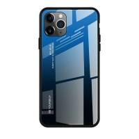 Husa Screen Geeks Glaze Apple iPhone 11 Pro Max [Blue-Black]