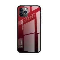 Husa Screen Geeks Glaze Apple iPhone 11 Pro [Red-Black]