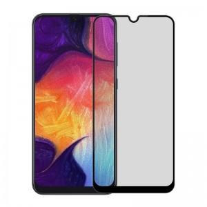 Защитное стекло Screen Geeks Samsung Galaxy A50 Matte All Glue [Black]
