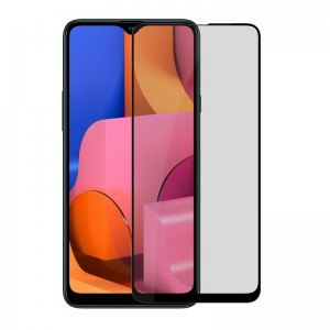 Sticla protectoare Screen Geeks Samsung Galaxy A20S Matte All Glue [Black]