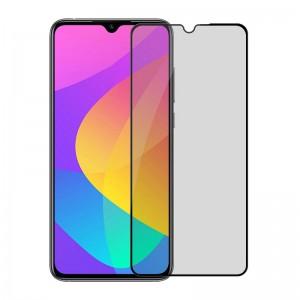 Защитное стекло Screen Geeks Xiaomi Mi 9 Lite Matte All Glue [Black]