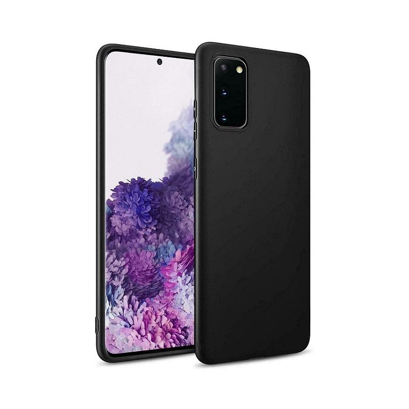 Husa Screen Geeks Solid Samsung Galaxy S20 [Black]
