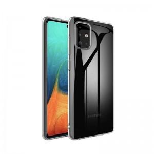 Чехол Screen Geeks Tpu Ultra Thin Samsung Galaxy M51 [Transparent]