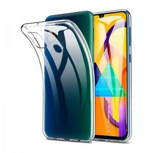 Чехол Screen Geeks Tpu Ultra Thin Samsung Galaxy M30s [Transparent]