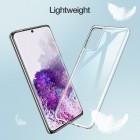 Husa Screen Geeks Tpu Ultra Thin Samsung Galaxy S20 [Transparent]
