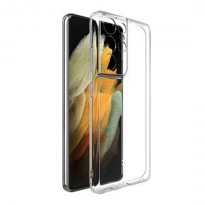 Чехол Screen Geeks Tpu Ultra Thin Samsung Galaxy S21 Ultra [Transparent]