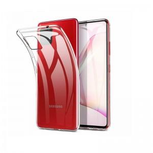 Husa Screen Geeks Tpu Ultra Thin Samsung Galaxy Note 10 Lite [Transparent]