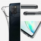 Husa Screen Geeks Tpu Ultra Thin Samsung Galaxy Note 10 Lite [Transparent]