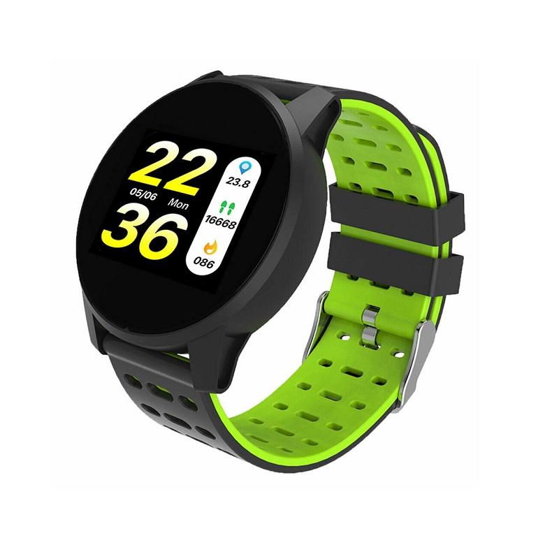 Fitness Watch Screen Geeks B2 [Green]