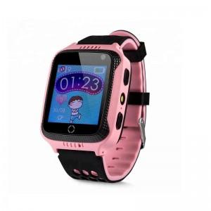 Ceas cu GPS pentru copii Wonlex GW500S  (IP67 & Camera) [Pink]