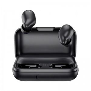 Наушники беспроводный Xiaomi Haylou T15 (Case 2200 mAh) [Black]