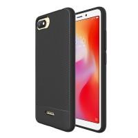 Husa Screen Geeks Snap Case Xiaomi Redmi 6A (Black)
