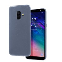 Чехол Screen Geeks Star Case Samsung A6 2018 (Gray blue)