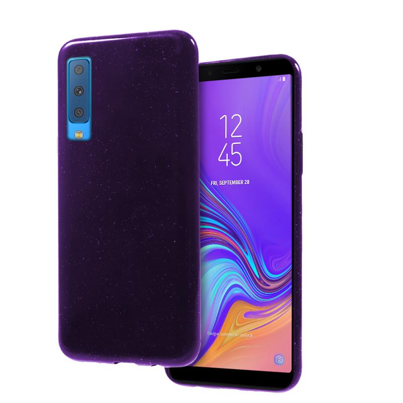 Husa Screen Geeks Star Case Samsung A7 2018 (Purple)